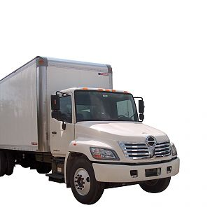 Moving Truck 24