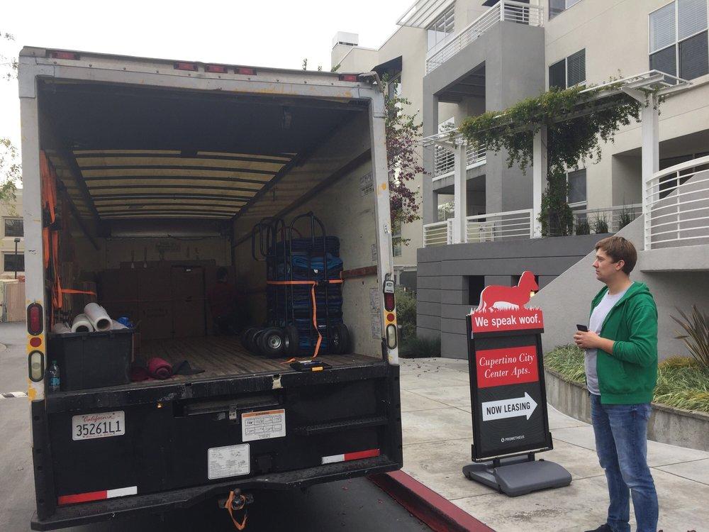San Jose Movers Company
